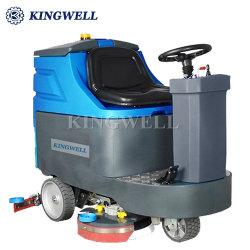 Kw-860 Electric Plancher Plancher Mouillé industriel de la machine de nettoyage Scrubber