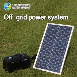 Off - сетка система питания 78AH 300 Вт AC/DC литиевая батарея (Нет панелей солнечных батарей в комплекте)