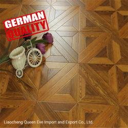 Suelos de parquet laminado en caliente laminado/piso de ventas de 810*400 1220 en 300 mm MDF HDF Planta AC3 AC4/E1 de superficie de Piano