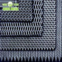 Maglia della cinghia del collegare del trasportatore Chain dell'acciaio inossidabile SS304