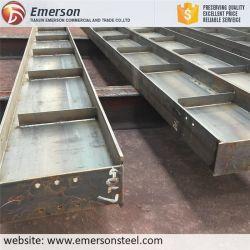 Structure légère en acier les plus populaires de la Chambre Structure en acier préfabriqués Entrepôt