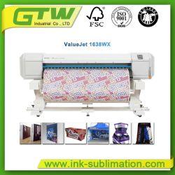 Используется Second-Hand Muoth Valuejet 1638wx цифровой высококачественный термосублимационный принтер