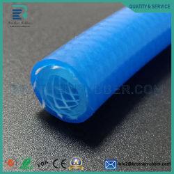 Platine de haute qualité guéri tuyau flexible en silicone souple personnalisées flexible transparent en silicone souple
