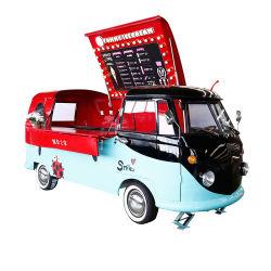 Israel Chips Helados móvil Estándar VW camiones de comida rápida