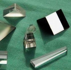 Componenti del dispositivo Strumenti ottici cilindro asferico a cinque angoli K9 BK7 Bk9 Penta Lens Coating Angle Wedge Prism