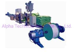 Draht & Kabel Telekommunikation und elektronische Kabel Extrusionsmaschine, PVC / PE / TPU Koaxial Kabel Extrusion / Extruder Maschine