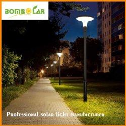 Openlucht LEIDENE ZonneLamp voor Straat, de Duurzame Post van de Lamp van het Aluminium Zonne Post Lichte, Innovatieve Zonne die door Bomsolar wordt vervaardigd