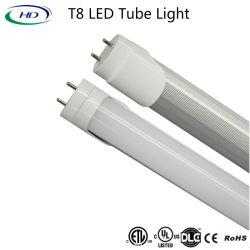 T8 4FT 16W het LEIDENE Licht van de Buis met UL ETL Dlc