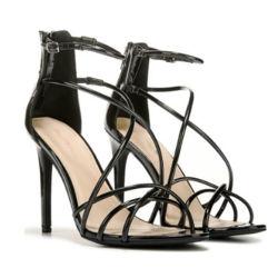 نمو إبزيم نساء خفاف سميك [هي هيل] سيادات فصل صيف أحذية