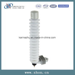 parafoudres à haute tension d'éclairage du polymère 42kv
