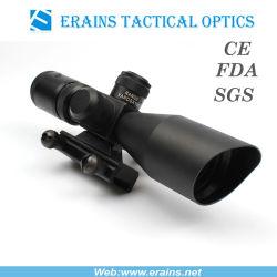Mini portata compatta tattica del fucile 2.5-10X40 con vista rossa del laser