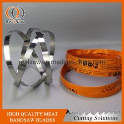 16mmx0.5X6t de viande en acier au carbone de l'os de la bande de coupe Lames de scie