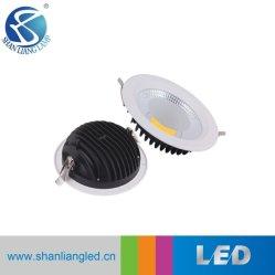 ضوء LED دائري عالي القدرة 10W-30 واط من نوع COB