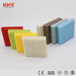 工場卸し売り防水浴室のシャワーの人工的な石造りのパネル