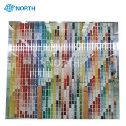 Окраска стекла, кухня Splash назад стекло, эмаль, стекло, трафаретной печатью печати стекло, цифра печати стекло