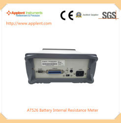 Testeur de résistance interne de la batterie Essai de la batterie de voiture (à526)