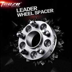 Teeze - 합금 바퀴는 6061-T6 알루미늄 합금 5X114.3 바퀴 간격 장치를 위조했다