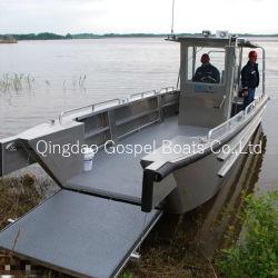 9m 30FT Aluminium-Ladung-Boots-Landung-Fertigkeit für Verkauf