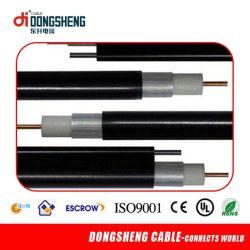 В 1 км деревянные коаксиальный кабель P3.500 соединительных линий с маркировкой CE RoHS ISO