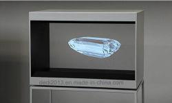 Dedi holographique à 180 degrés 32 pouces de Showcase, l'hologramme vitrine pour l'affichage publicitaire