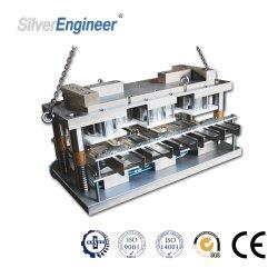 Caixa de folha de alumínio do contentor do molde da máquina Die Ferramentas a partir Silverengineer para garantia de qualidade
