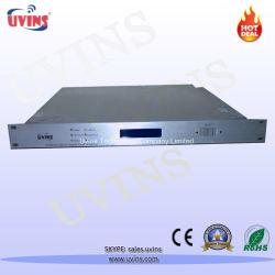 L-Band van 1550nm Erbium Gesmeerde Versterker 4 van de Vezel CATV Output