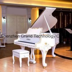 음악 계기 판매 (G152H)를 위한 백색 소형 그랜드 피아노
