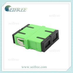 Sc-fiberoptischer Adapter (Bildschirmoberfläche, Zahnstangen-Montierung, Änderung- am Objektprogrammpanel)