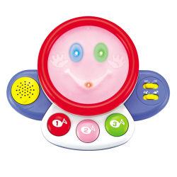 Plastik-B-/Otrommel-musikalisches Spielzeug für Kinder (H2162044)