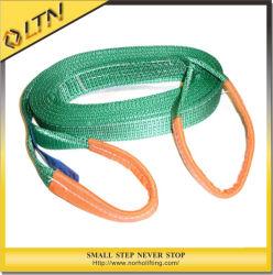 L'élingue de toile de polyester/ceintures de sécurité/des courroies de levage (NHWS-B)