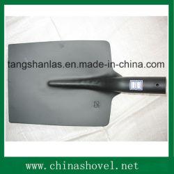 La cosse d'une pelle en acier au carbone de la tête d'une pelle de ferme et la cosse
