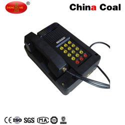 Ke18 Sécurité du type de mine souterraine de téléphone automatique