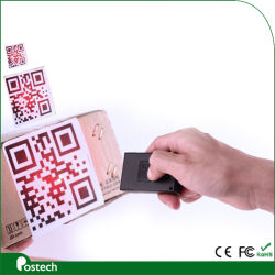 Mini Scanner de code-barres QR Bluetooth avec moteur de balayage de Motorola