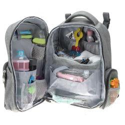 Детский рюкзак рюкзак Knapsack органайзера Stroller пеленок мама Diaper Bag