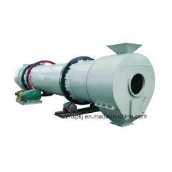 Best Selling secador rotativo com certificação ISO para o minério de ferro, areia, carvão, chorume provenientes da China Fabricante, secador de tambor rotativo a máquina