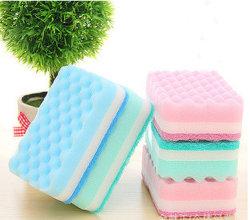 Almofada de limpeza para uso doméstico, amplamente usado, Ferramenta de Limpeza esponja de limpeza