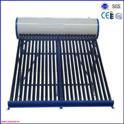 Компактный не Pressuried солнечного отопления горячей воды