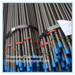 Mining Rock orifício hexagonal barras ocas de aço da barra de aço