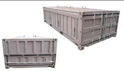 20-футовый контейнер половинной высоты