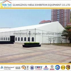 50X60m большие выставки палатка водонепроницаемая открытый справедливых навес