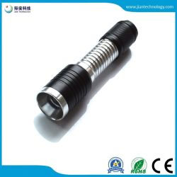 Fertigung-Fabrik-Qualität Zoomable 10W T6 LED Taschenlampe