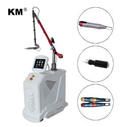 Picosekunde Nd YAG Laser für grünen roten Tätowierung-Abbau