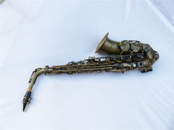 جودة الجملة الجيدة ألتو ساكسون / Archaicared Bronze Antique Sax