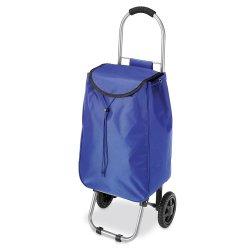 Distribuidor Supermercado Dobrável Puxe Roiling roda do carrinho Carrinho de Compras Bag