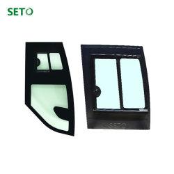 ECE を使用したホットバスサイドウィンドウリアウィンドウガラス