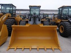 La Chine célèbre marque XCMG 5000kg chargeur sur roues de charge nominale