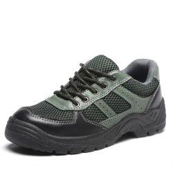 標準プラスチックつま先のケブラーの中間ベースと軽量安全靴