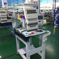 Automatizzato un macchinario di cucito del ricamo della testa