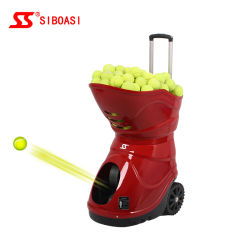 De Machine van de Opleiding van de Bal van het Tennis van Siboasi voor Verkoop (S4015)