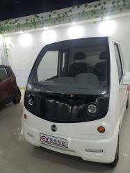 Vehículo eléctrico de la logística, protección del medio ambiente y diseño de caja, Pollution-Free multiuso, coche de carga de la certificación de CEE